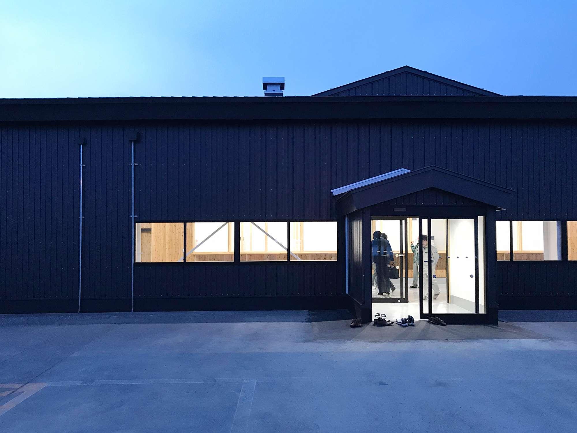 十勝ワインC倉庫 / スパークリングワイン醸造所 - Warehouse