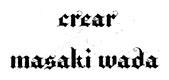 crear masaki wada