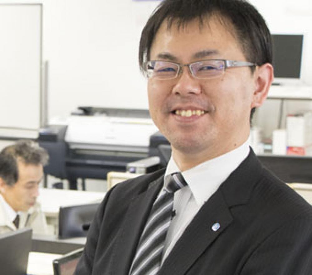 総務経理部|松尾 -