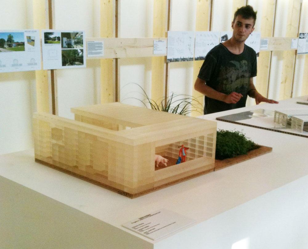 - exposition. MADE expo, Milan  5 - 8 October 2011 -  -