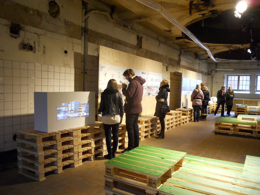 - exhibition. Brewhouse Exhibition Bryghusdage, Copenhagen  24 - 26 February 2012  -  -