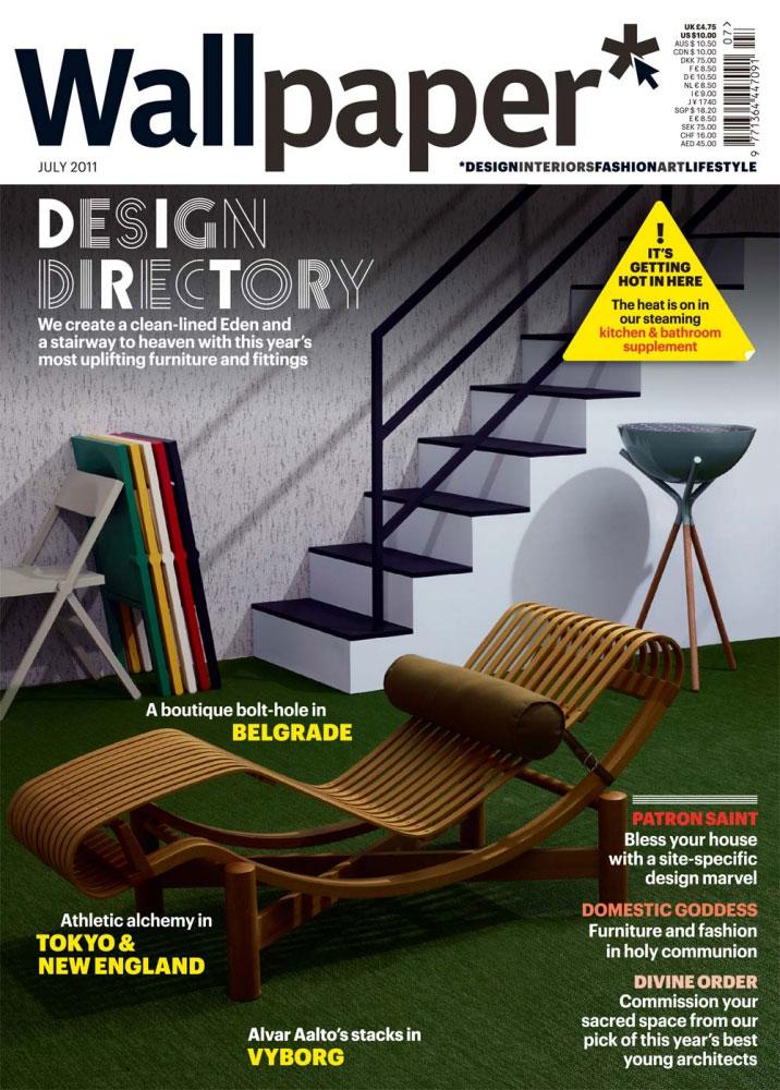 Wallpaper* magazine July 2011: Architects Directory 2011 -  -  -