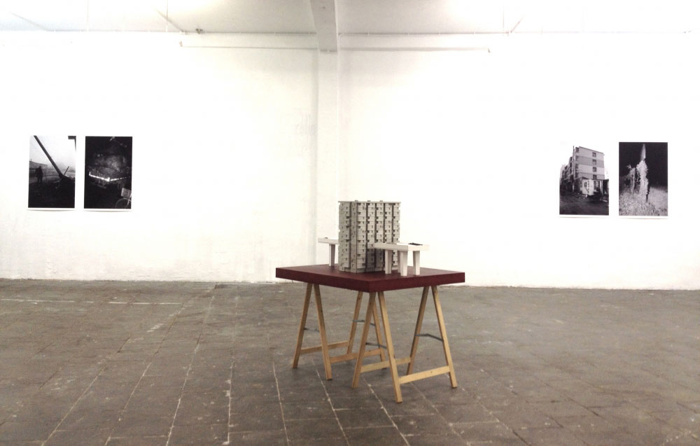 - exhibition. A Disquieting Suggestion (after Maclntyre) by Tudor Bratu at Lokaal Nul Eén Antwerp  6 - 16 February 2014 -  -