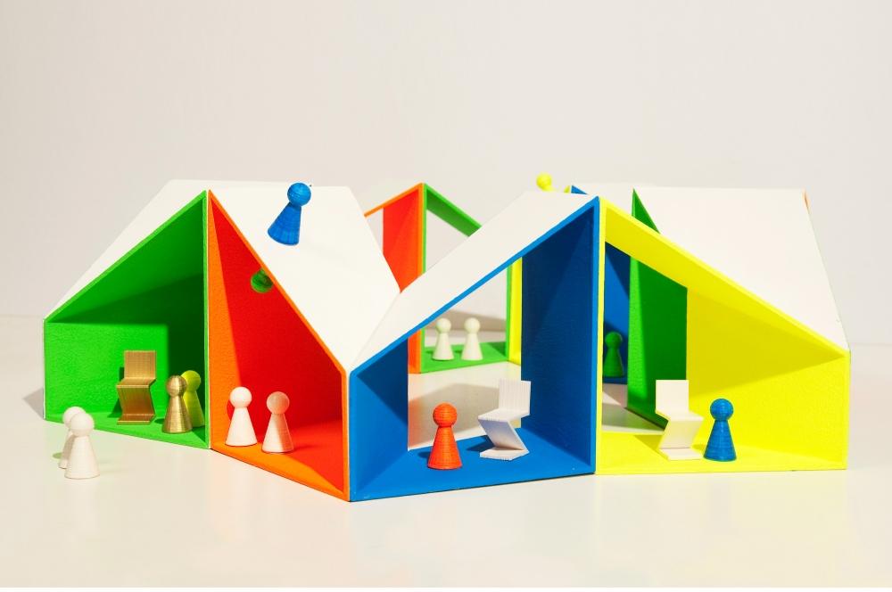 Dolls' House - POPPENHUIS' WERELD