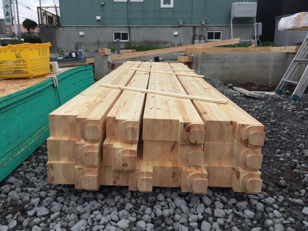 - 木造軸組躯体 -  -