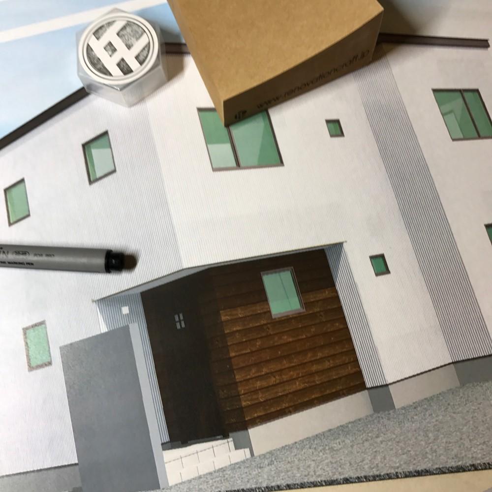 CSCRSA 札幌市北区新築住宅工事写真