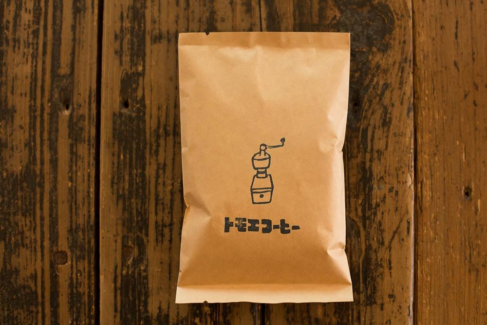 自家焙煎トモエコーヒー (ブレンド豆)