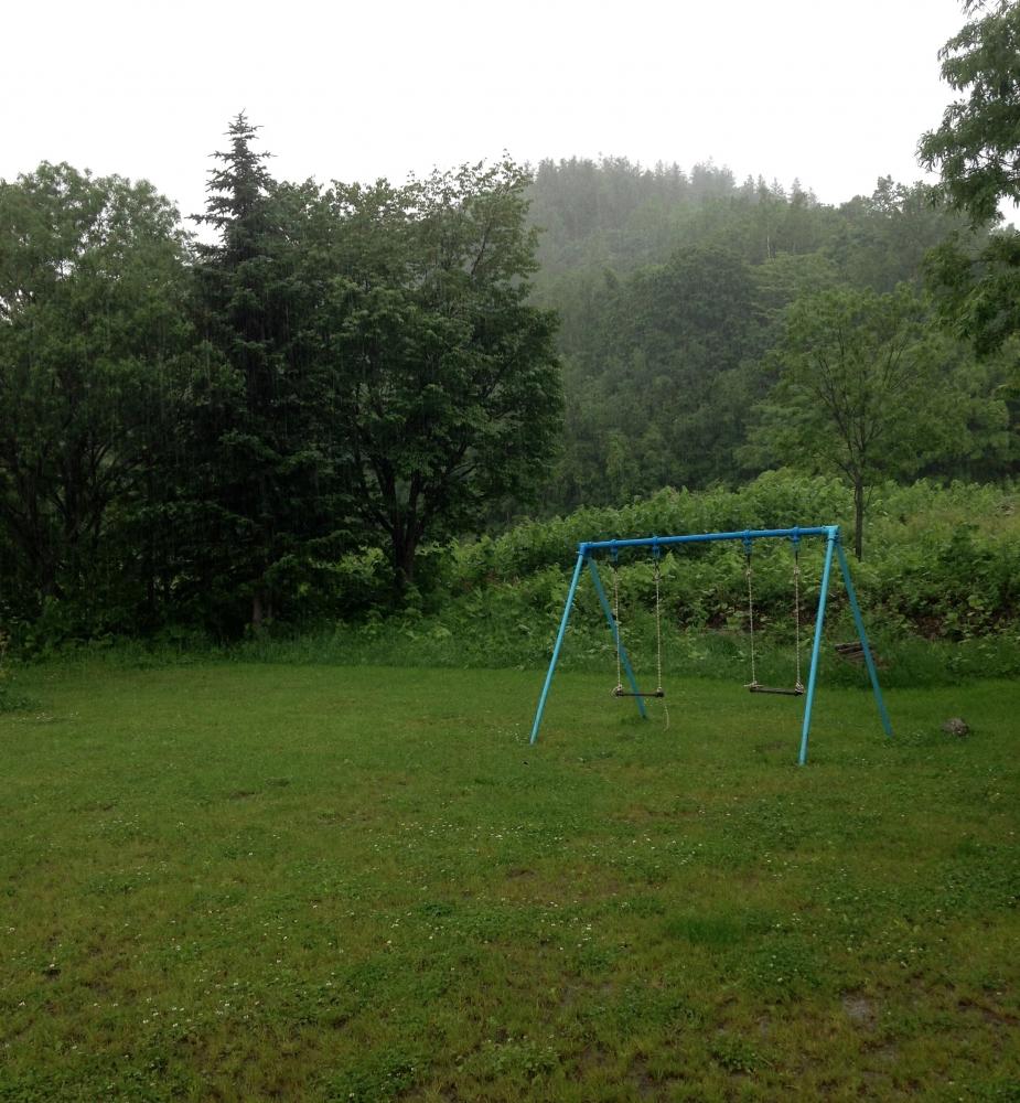 - その前に今日は徒然する間もなく草刈りに追われてます。