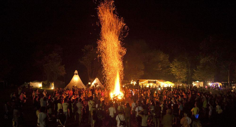 TOBIU CAMP 2012の様子