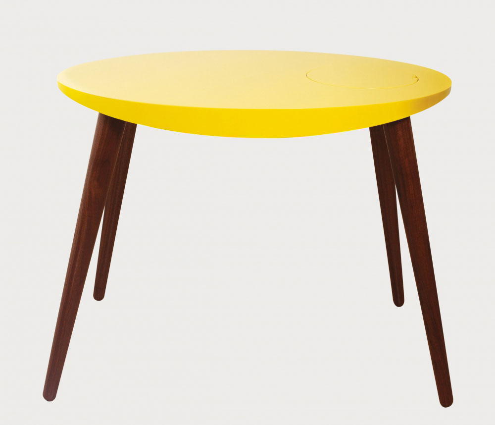 Oval[Tray + Dinning Table] -