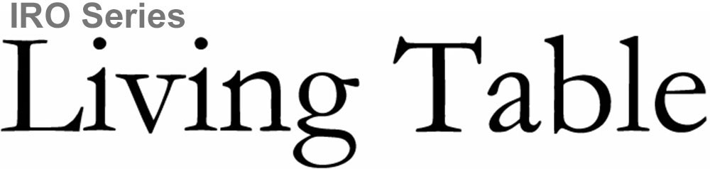 IRO Series - Living Table