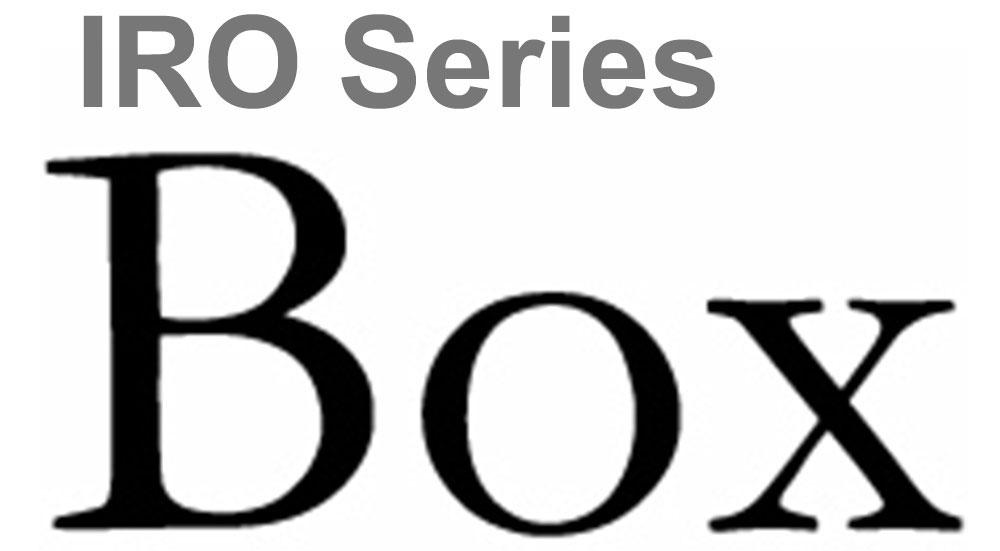 IRO Series - Box