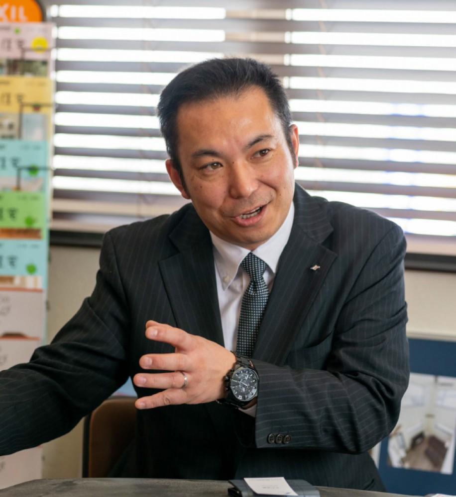 LIXILリフォームショップ 店長 2018年入社