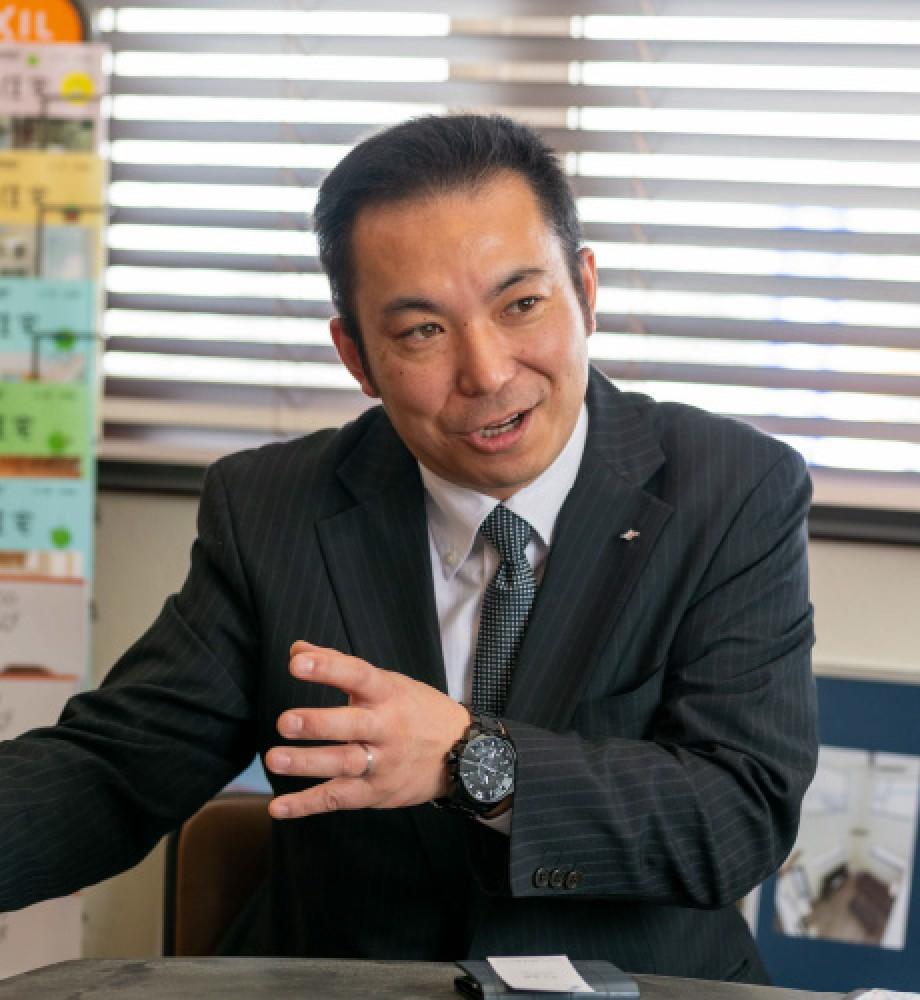 店長/2018年入社