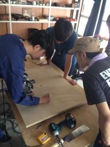 熊本でのワークショップの様子