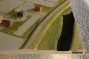 敷地模型1/500   photo by Kai Takihara