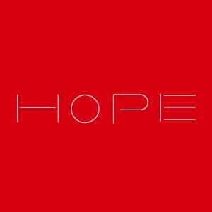 「 H O P E 」 展