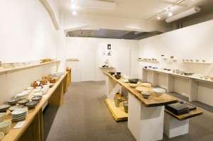 暮らしのなかの、うつわ かたち展(2016) Kita:Kara Gallery
