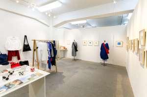 a.+iOG展 大橋歩の洋服と版画(2017) Kita:Kara Gallery