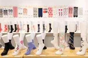 チャリティー企画展 167人のクリエイターと大阪の小さな工房で生まれたつつの靴下展 札幌巡回展(2018)