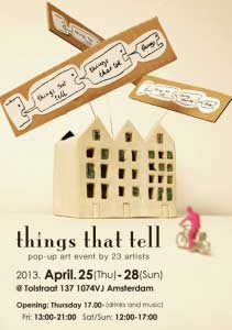 Things That Tell