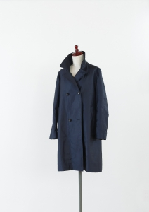 COAT for PRIMAVERA - RIPOSO. COTTON COAT  (COTTON/100)