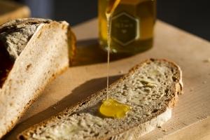 パンと蜜の友情