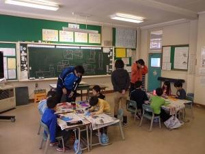 『たるまる学校 in 樽前小学校』無事