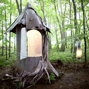 飛生の森ツアー - <9日>13:00〜13:30参加費無料今年の森には何が出現!?森づくりについてのお話なども聞けます。ワクワクのツアーへみんなで出発!