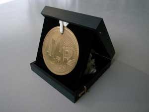 メダルボックス