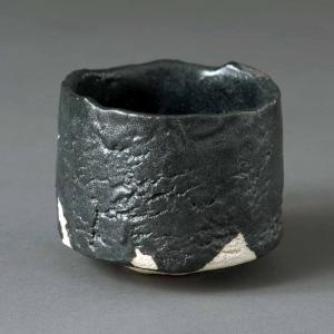 茶碗(黒釉)