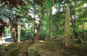 「風化から森へ」