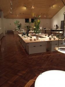 茶ー今日のしつらえ 札幌芸術の森